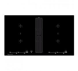 Kuppersbusch Profession+ KMI 9800.0 SR Plita inductie cu hota downdraft 90x52 cm, negru