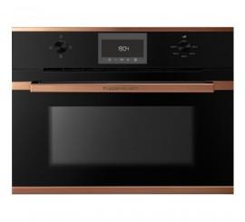 Kuppersbusch Comfort+ CBM 6330 Cuptor microunde compact, negru, design copper