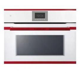 Kuppersbusch Premium+ CBM 6550 Cuptor microunde compact, alb, design hot chili