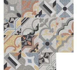 Marazzi D_Segni Scaglie Decoro Mix Decor 20x20 cm