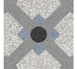 Marazzi D_Segni Scaglie Tappeto 10 Decor 20x20 cm
