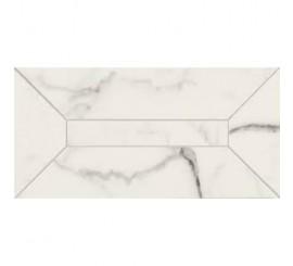 Marazzi Allmarble Statuario Lux Decor 14.5x29 cm