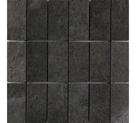 Marazzi Mystone Ardesia Antracite Decor 3D 30x30 cm