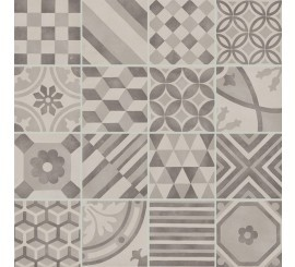 Marazzi Block Mix Grey Decor 15x15 cm