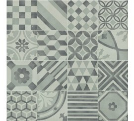 Marazzi Block Grey Decor 15x15 cm