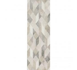 Marazzi Chalk Sand/Grey/Smoke Origami Decor 25x76 cm