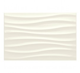 Marazzi Chroma Ivory Struttura Tide 3D Faianta 25x38 cm