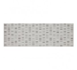 Marazzi Colourline Grey/White Decor 22x66 cm