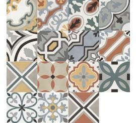 Marazzi D_Segni Colore Tappeto Mix Decor 20x20 cm