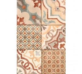 Marazzi Neutral Sand/Taupe/Ginger Memory Decor 25x38 cm