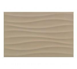 Marazzi Neutral Taupe Struttura Tide 3D Faianta 25x38 cm