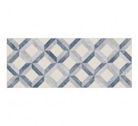 Marazzi Paint Bianco/Blu Decor 50x20 cm