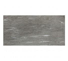 Marazzi Pietra di Vals Antracite Gresie portelanata rectificata 30x120 cm