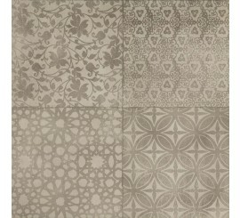 Marazzi Powder Smoke/Sand/Mud Decor Liberty 75x75 cm