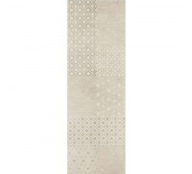 Marazzi Stone Art Ivory/Taupe Pattern Decor 40x120 cm