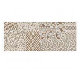Marazzi Stream Match Ivory Decor 20x50 cm
