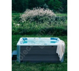 Glass MySPA 226/193 Blu oceano