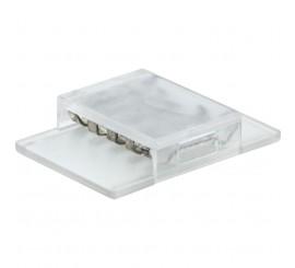 Paulmann MaxLED Conector banda LED, 2 cm, alb