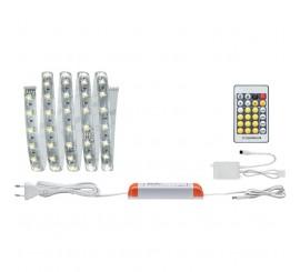 Paulmann MaxLED Set baza banda LED, 1x10W, 150 cm, lumina calda/rece