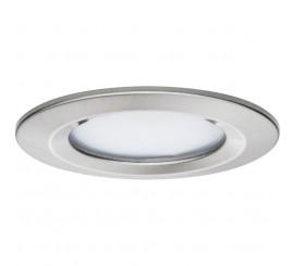 Paulmann Premium Slim Spot incastrabil rotund 1x6.8W, 633 lumeni, crom mat, IP65