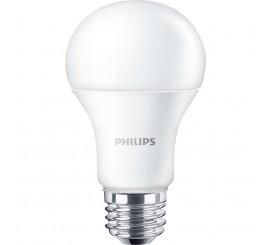 Philips CorePro Bec cu LED 10.5W, E27, lumina rece