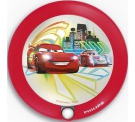 Philips Disney Cars Aplica cu senzor 1x0.06W, multicolor