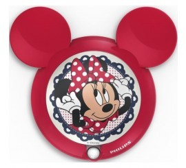 Philips Disney Minnie Mouse Aplica cu senzor 1x0.06W, multicolor