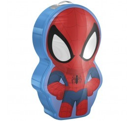 Philips Disney Spiderman Lanterna 1x0.3W, multicolor