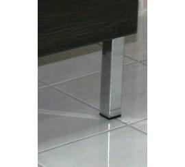Arthema Picior cromat pentru mobilier, H15 cm