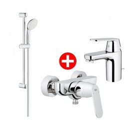 Grohe Cosmopolitan Shower Trio Set promo
