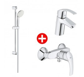 Grohe Eurosmart Shower Set promo