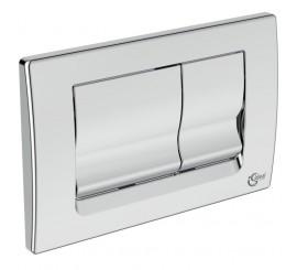 Ideal Standard ProSys Solea M1 Clapeta de actionare WC dual-flush, crom