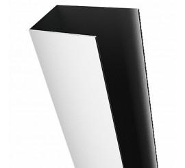 Radaway Torrenta Profil U de extensie + 2 cm, H185 cm