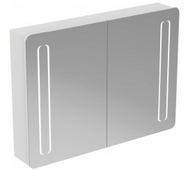 Ideal Standard Mirror&Light Dulap suspendat cu oglinda si lumina frontala 100x16xH70 cm