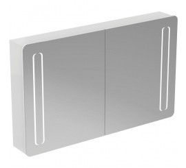 Ideal Standard Mirror&Light Dulap suspendat cu oglinda si lumina frontala 120x17xH70 cm