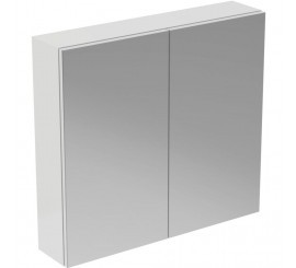Ideal Standard Mirror&Light Dulap suspendat cu oglinda si lumina pentru lavoar 80x17xH70 cm
