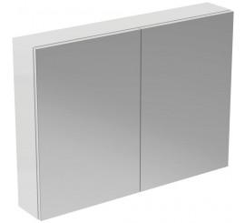 Ideal Standard Mirror&Light Dulap suspendat cu oglinda si lumina pentru lavoar 100x17xH70 cm