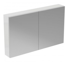 Ideal Standard Mirror&Light Dulap suspendat cu oglinda si lumina pentru lavoar 120x17xH70 cm
