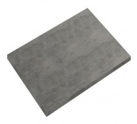 Ideal Standard Adapto Blat pentru lavoar 50x50xH1 cm, gri (grey stone)