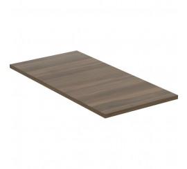 Ideal Standard Adapto Blat pentru lavoar 70x50xH1 cm, maro inchis (dark wood)