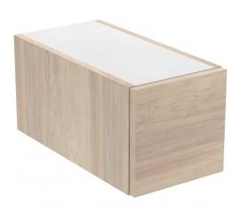 Ideal Standard Adapto Sertar 50x25xH24 cm, maro deschis (wood light brown)