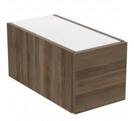 Ideal Standard Adapto Sertar 50x25xH24 cm, maro inchis (dark wood)