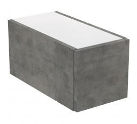 Ideal Standard Adapto Sertar 50x25xH24 cm, gri (grey stone)