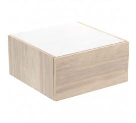 Ideal Standard Adapto Sertar 50x50xH24 cm, maro deschis (wood light brown)