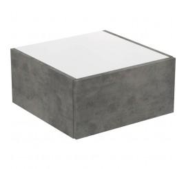 Ideal Standard Adapto Sertar 50x50xH24 cm, gri (grey stone)