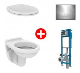 Ideal Standard Vidima Set Promo Fresh Vas WC complet echipat
