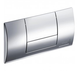 Viega Standard 1 Clapeta de actionare WC, crom