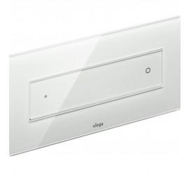 Viega Visign Style 12 Clapeta de actionare WC, sticla gri