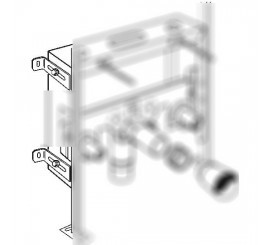 Ideal Standard Set lamele reglabile de montaj pentru cadru bideu/lavoar