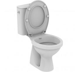 Vidima Ulysse S Set Vas WC monobloc cu functie de bideu 37x64 cm